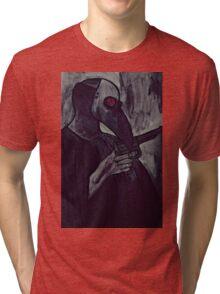 agent of plague Tri-blend T-Shirt