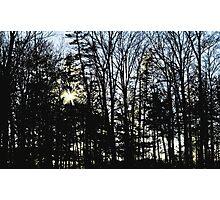 A Bright Light.. Photographic Print