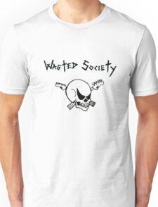 WS Rock n Roll Skull Unisex T-Shirt