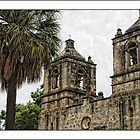Missions of San Antonio by Colleen Drew
