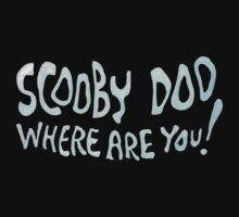 Scooby Doo Logo by Erik Mathiesen