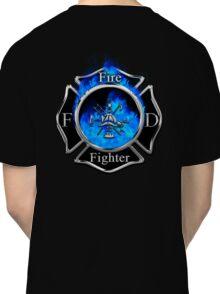 Firefighter Maltese Cross Classic T-Shirt