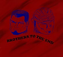 Brothers to the End by DraconianBriana