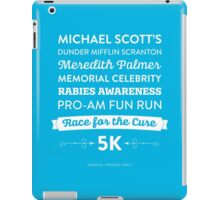 The Office - Rabies Awareness Fun Run iPad Case/Skin