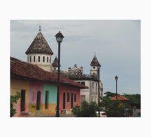 Granada, Nicaragua One Piece - Long Sleeve