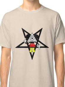 Illuminati Mickey Classic T-Shirt
