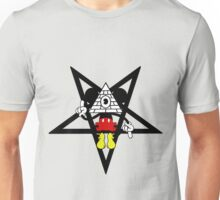 Illuminati Mickey Unisex T-Shirt