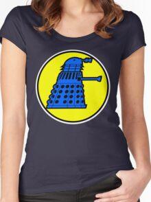 EX-TER-MI-NA-TE!!!! Women's Fitted Scoop T-Shirt
