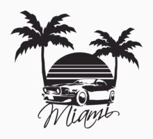 Mus Miami Beach Palms Logo Design by Style-O-Mat