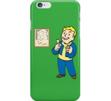 Fallout 4 Charisma iPhone Case/Skin