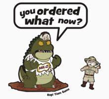 Milo Godzilla T-Shirt