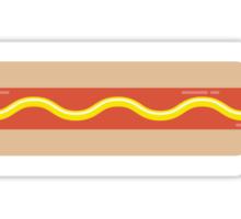 Bang! Hotdog Sticker
