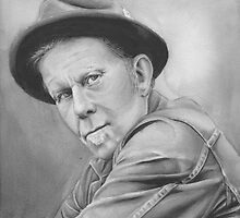 tom waits by dollface87