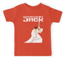 Samurai Jack Kids Tee