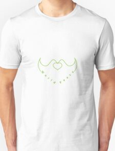 World Peace Series - WP2_Lime Green T-Shirt