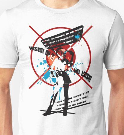 Insist_On_It! Unisex T-Shirt