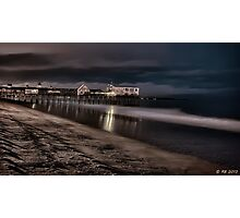 Tide Wanders Out Photographic Print