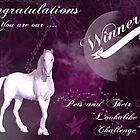 Challenge Winner Banner by Staffy by Staffaholic
