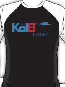 Kal El Express | Superman + Fed Ex T-Shirt