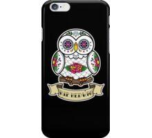 R.I.P Hedwig Sugar Skull iPhone Case/Skin