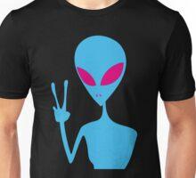 Acid Peace Alien Unisex T-Shirt