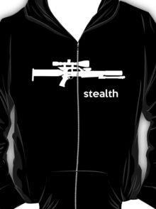 Gunpower Stealth Airgun T-shirt T-Shirt