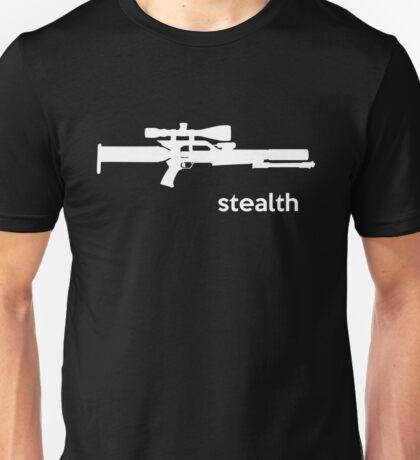 Gunpower Stealth Airgun T-shirt Unisex T-Shirt
