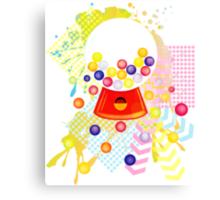 Gumball_Machine Canvas Print