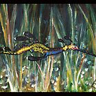 Weedy Sea-dragon by Elisabeth Dubois