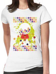 Gumball_Machine Womens Fitted T-Shirt