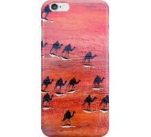 Ghost Camels iPhone Case/Skin