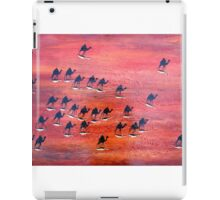 Ghost Camels iPad Case/Skin