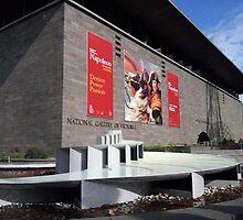National Gallery of Victoria by Denis Khassapov