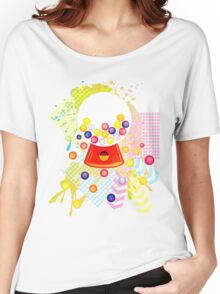 Gumball_Machine Women's Relaxed Fit T-Shirt