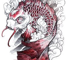 shigeki.zumi: tattoo sketchbook: 008 by fydbac