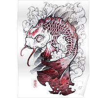 shigeki.zumi: tattoo sketchbook: 008 Poster