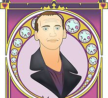 The Ninth Doctor by Peirwin