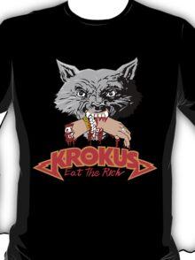 Krokus Eat The Rich T-Shirt