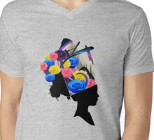 CREATIVITY Mens V-Neck T-Shirt