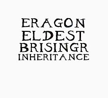 The Inheritance Cycle Typography T-Shirt