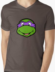 Donatello Mens V-Neck T-Shirt