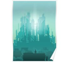 The first light of metropolis Poster