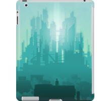 The first light of metropolis iPad Case/Skin