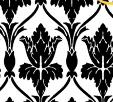 221b Baker St Wallpaper (2 of 2) Sticker