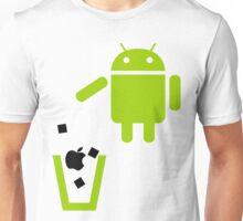 Apple is Trash!  Unisex T-Shirt