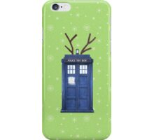 I shan't, it's Christmas! iPhone Case/Skin