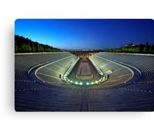 The Panathenaic Stadium Canvas Print