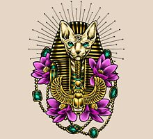 PHARAOH CAT Womens Fitted T-Shirt