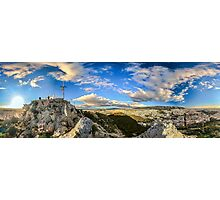 360 degrees of Athens Photographic Print