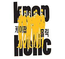 KPOP K-POP HOLIC Photographic Print